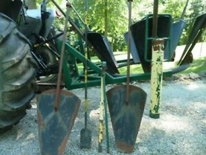 Tree Spade Transplanter Tree Toad Tree Transplant Implement