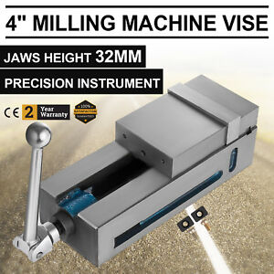 4 Super lock Precision Cnc Vise Milling Clamping Sawing Chiseling Durable