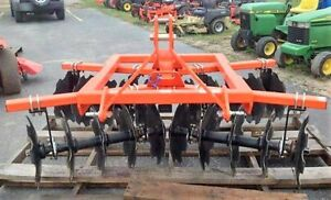 Genuine 2017 Land Pride Disc Harrow Assembly Dh1572