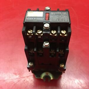 Allen Bradley Bulletin 700 Type N Ac Relay Lot Of 5
