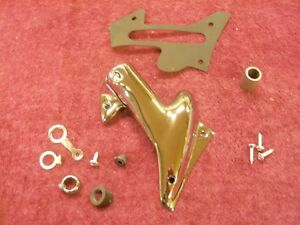 1955 1956 Mercury Lh Spotlight Bracket New 97l