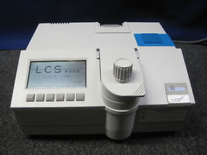 Byk gardner Lcs Plus Liquid Color Spectrophotometer Colorimeter
