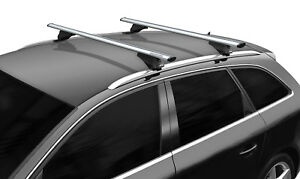 Menabo Aluminum Roof Crossbar For Audi Q5 Fy Suv 2018 2019 Made In Italy