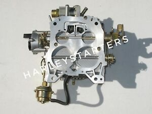 Rochester Quadrajet M4med 4 Barrel Rblt Carb Chevrolet Gmc Replaces 17111058