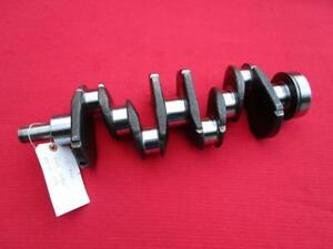 Reconditioned And Reground 5 main Engine Crankshaft 12h1954 For M