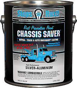Magnet Paint Co Chassis Saver Silver Aluminum 1 Gallon Ucp934 01