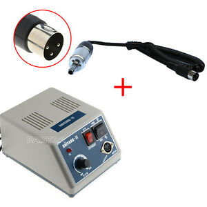 E type High Speed Electric Handpiece 35 000 Rpm Micro Motor Polisher N3 S05