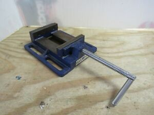 Wilton 4 Inch Bench Vise Drill Press Mill Used Good Shape 4173c