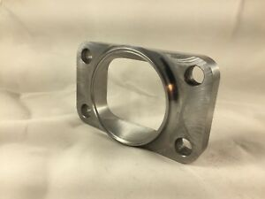 T3 Turbo Inlet Flange To 2 5 Pipe Undivided Smooth Airflow Us Made