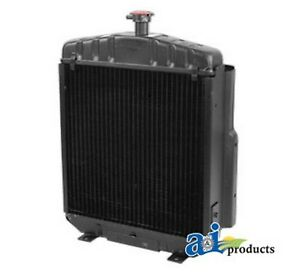 Ai 70227888 Radiator For Allis chalmers Tractor