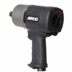 Aircat 3 4 Super Duty Composite Impact Wrench Aca1770 Xl