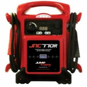 Solar Jump N Carry 1700 Peak Amps 12 Volt Jump Starter And Power Supply Jnc770r