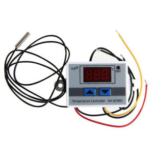 New Xh w3001 Digital Led Temperature Controller Thermostat Control Switch Ss0648
