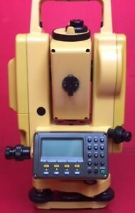 South Total Station Nts 352