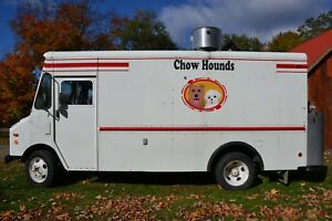 1990 Chevy Food Truck Excellent Running Condition Open To Reasonable Offers