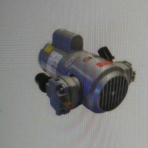 Gast 1vsf 10 m100x Oil less Vacuum Pump 1 6 Hp Lesson Max 3 Cfm 1 Cfm 15 Hg