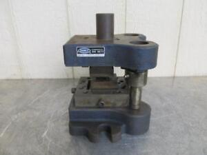 Danly 0505 d5 Punch Press Commercial Die Set Shoe Two Post