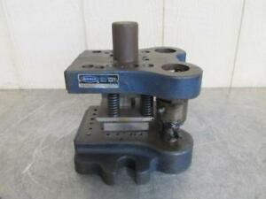 Danly 0505 d1 Punch Press Commercial Die Set Shoe Two Post