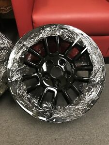 4 New 18 Wheels Rims For Ford Edge Escape Explorer Flex Fusion Mustang 327
