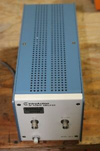 Intra Action Rf Power Amplifier Pa 4
