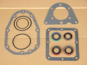 Transmission Gasket Seal Set For Ih Trans Cub Lo boy Farmall Front Rear Top