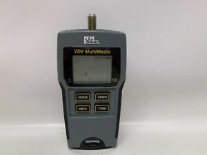 Ideal Vdv Multimedia Cable Tester Ethernet coax phone Lines
