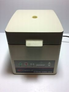 Iec Centra B Plus Table Top Centrifuge With 209 Rotor