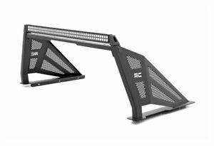 Rough Country Bed Sport Bar W Led Bar For 09 18 Ram 1500 Hr091603bl