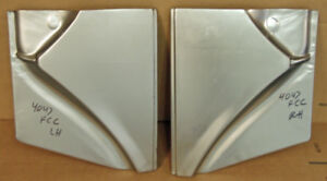 1940 1947 Ford Pickup Truck Front Cowl Panels 1941 1946 Cab Corners