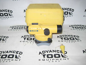Trimble Spectra Al28m 28x Autolevel Automatic Auto Builders Level Transit