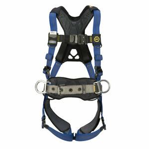 Werner H033104 Proform F3 Construction Harness Tongue Buckle Legs xl