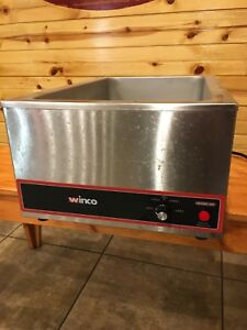 Winco Electric Food Warmer Used Perfect Condition