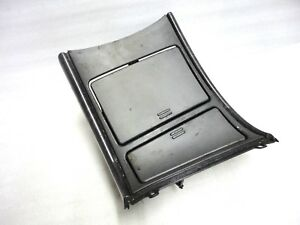2001 Gm Yukon Escalade Tahoe Center Console Cup Holder Panel Lower Bezel Oem 47e