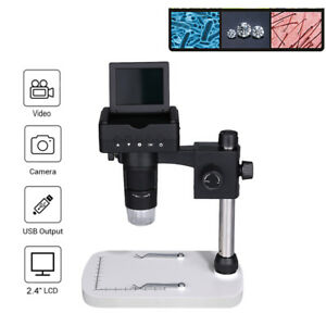 Usb Lcd Hdmi Digital Microscope Cam 220x Magnifier 1080p Hd remote For Iphone Pc