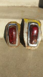 Hot Rod Parts Vintage Tail Lights Ford Mercury Lincoln 1925 1960 809