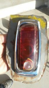 1941 Plymouth Vintage Tail Light