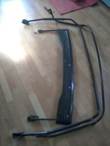 96 Geo Tracker Suzuki Sidekick Soft Top Bow Set 3pcs