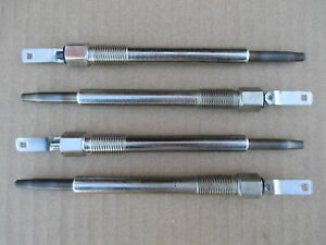 4 Glow Plugs For Ih International Td 6 Series 62 Td 9 Td 9b