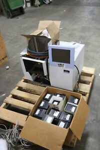 Perkin Elmer Aanalyst 200 Atomic Spectrophotometer With 11 Lamps