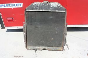 48 49 50 51 52 Ford F Series Truck Radiator Core