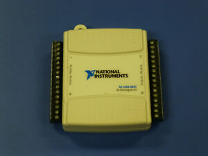 National Instruments Usb 6501 Data Acquisition Card Ni Daq Dio