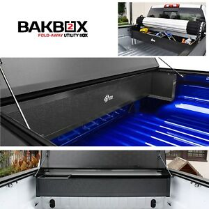 92301 Bak Bakbox2 Tool Box For Bakflip Tonneau Cover Ford F150 2004 2014