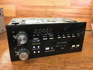 84 85 86 87 Buick Regal T type Grand National Gnx Delco Gm Cassette Radio W eq
