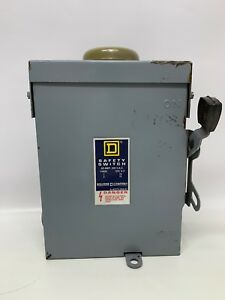 Square D Company Electrical Box