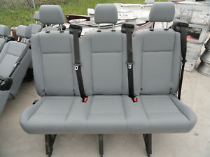Ford Transit Connect Rear Trio Bench Seat 15 16 17