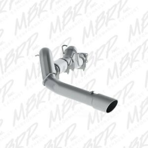 Mbrp 5 Catback Exhaust Kit For 2001 2005 Chevy Gmc 2500 3500 Duramax Ec cc