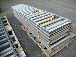 24 X 10 Gravity Roller Conveyor