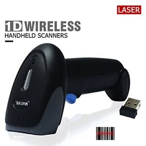 N Handheld Wireless And Wired Two In One Usb Barcode Scanner 1d Handheld Invent