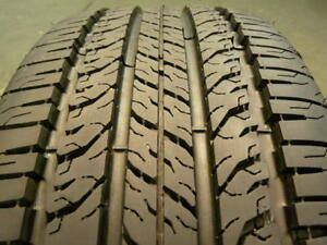 Bfgoodrich Long Trail T a Tour 255 70r16 109t Used Tire 9 10 32 26940