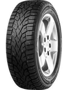 4 New General Altimax Artic 12 225 65r17 106t Xl Winter Tires